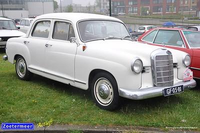 Mercedes-Benz 180 1958