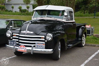 Chevrolet Pick Up 3100, 1953