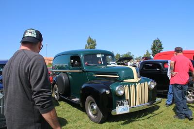 On, Orangeville Agricultural Fair 2017-Car Show