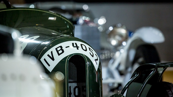 One Night at Techno Classica 2014