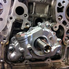 2ZZ-GE oil pump, upgraded to Circuitworx oil pump gears.