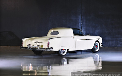 1955 Packard SAGA Concept Car of the John O'Quinn Collection in Houston, Texas