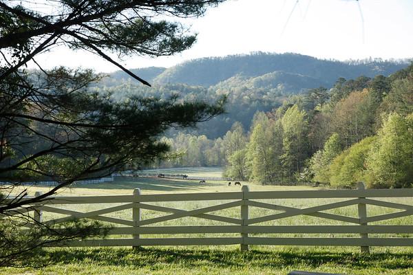Land Rover Blue Ridge to Blue Grass 2014