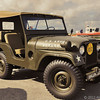 Jeep treated with Topaz Adjust 5