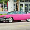 Cadillac on South Beach
