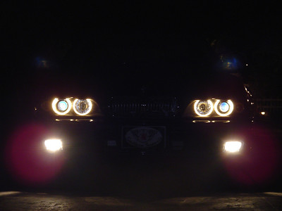 Our 1998 BMW 540i