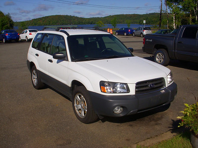 "Our ""New"" 2004 Subaru Forester"