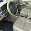 The Volvo Interior.