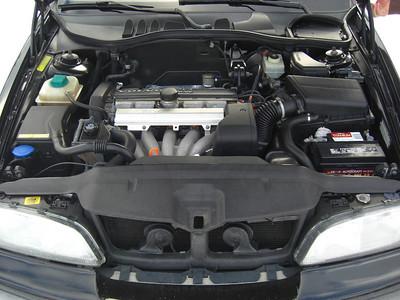 the 5 cylinder 20 valve 2.5 liter