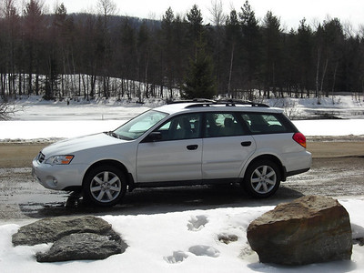 Subaru Outback - our new car, march 7, 2008 CIMG1776s