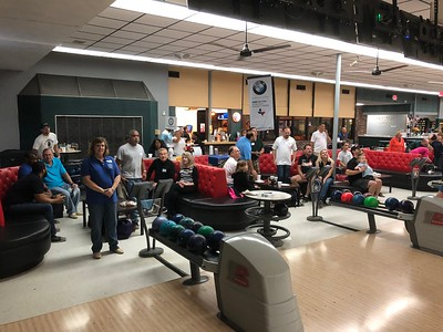 MBCA Bowling April 2018