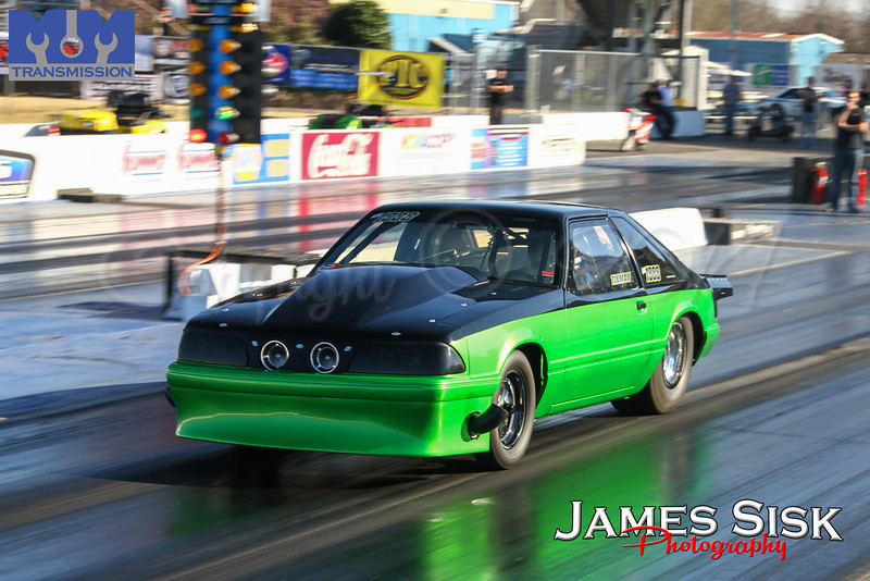 Jason Thames - Outlaw Drag Radial