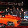 MacFab Beadlocks Outlaw Drag Radial, presented by: Mickey Thompson Event Runner-Up<br /> Justin Martin - Sherwood, AR
