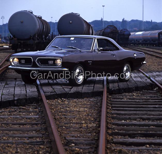 Plymouth Barracuda 346