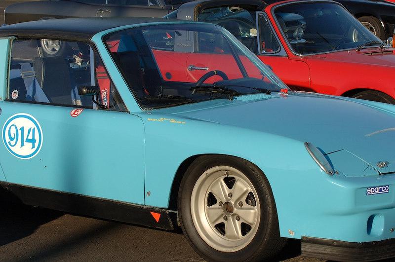 Porsche Autocross 8