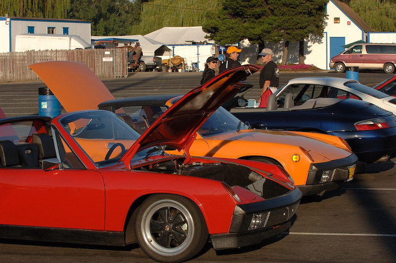 Porsche Autocross 4