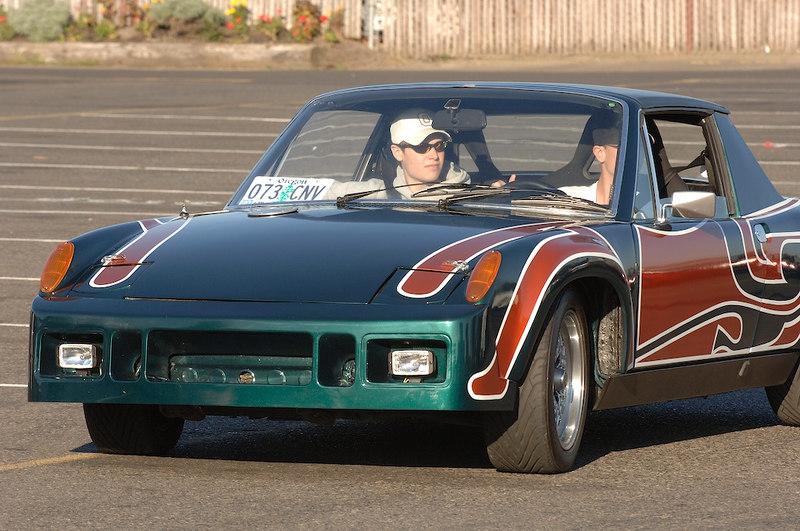 Porsche Autocross 36
