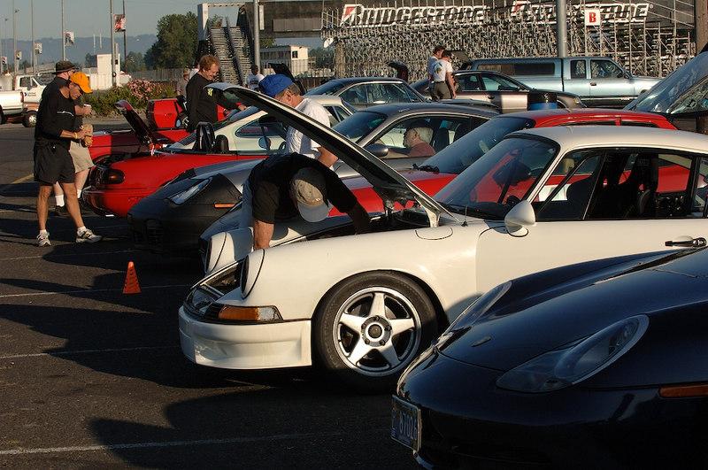 Porsche Autocross 17