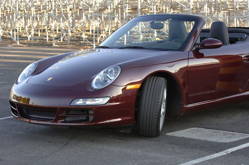 Porsche Autocross 6