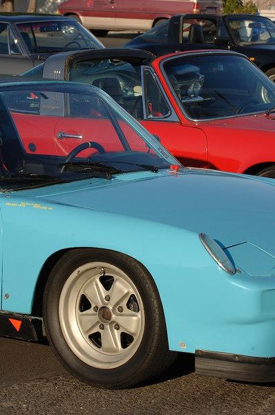 Porsche Autocross 9