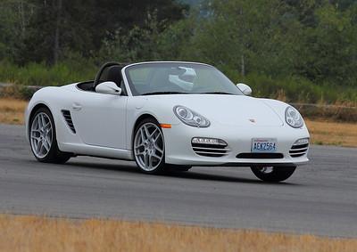 Pacific NW Region - Porsche Club of America Autocross 9-1-12