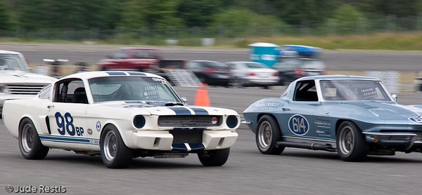 Pacific Raceways Historic Road Races