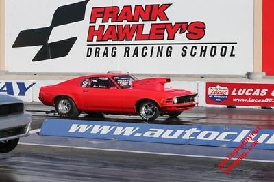 Edelbrock/Pacific Street Car Association Finals Oct 2015 Pro Class