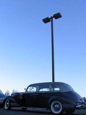 Packard Meet