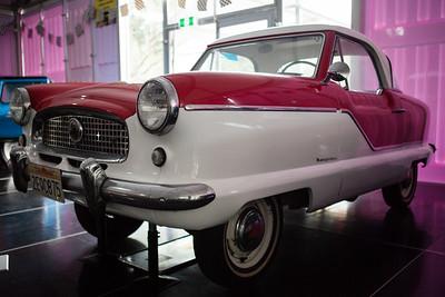 1959 Nash Metropolitan - Palmer Motorama - Vintage Cars, Rare Cars, Sports Cars and Luxury Cars. Palmer Coolum Resort, Sunshine Coast, Qld, AUS; Saturday 14 June 2014. Photos by Des Thureson - http://disci.smugmug.com.