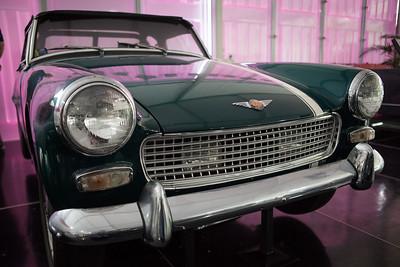 1963 Austin Healey Sprite Mk IIA - Palmer Motorama - Vintage Cars, Rare Cars, Sports Cars and Luxury Cars. Palmer Coolum Resort, Sunshine Coast, Qld, AUS; Saturday 14 June 2014. Photos by Des Thureson - http://disci.smugmug.com.