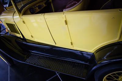 1926 Ford Model T - Palmer Motorama - Vintage Cars, Rare Cars, Sports Cars and Luxury Cars. Palmer Coolum Resort, Sunshine Coast, Qld, AUS; Saturday 14 June 2014. Photos by Des Thureson - http://disci.smugmug.com.