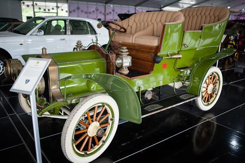 1907 Russell - Palmer Motorama - Vintage Cars, Rare Cars, Sports Cars and Luxury Cars. Palmer Coolum Resort, Sunshine Coast, Qld, AUS; Saturday 14 June 2014. Photos by Des Thureson - http://disci.smugmug.com.