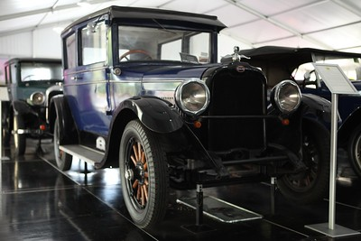 1926 Oakland Coach - Palmer Motorama - Vintage Cars, Rare Cars, Sports Cars and Luxury Cars. Palmer Coolum Resort, Sunshine Coast, Qld, AUS; Saturday 14 June 2014. Photos by Des Thureson - http://disci.smugmug.com.
