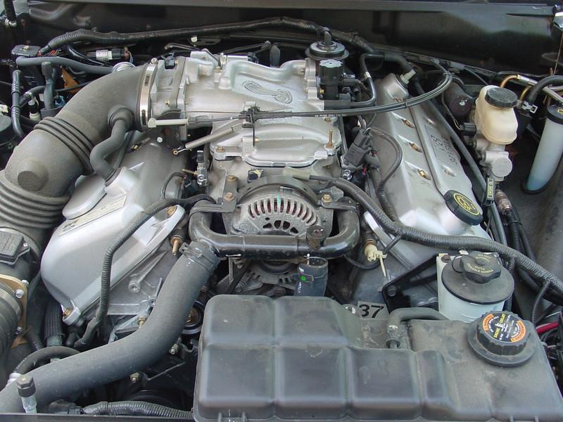 Cobra 4.6L engine