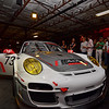 Unveiling of the 2013 Park Place Motorsports Porsche GT3 race car