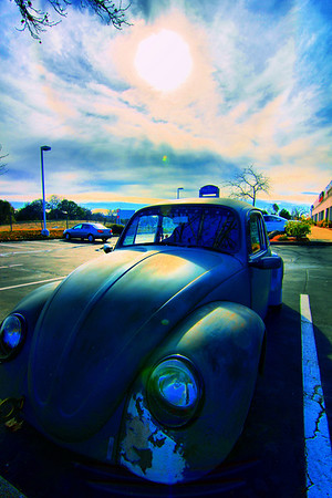 Paul's '65 VW Beetle ~ Rocklin Calif