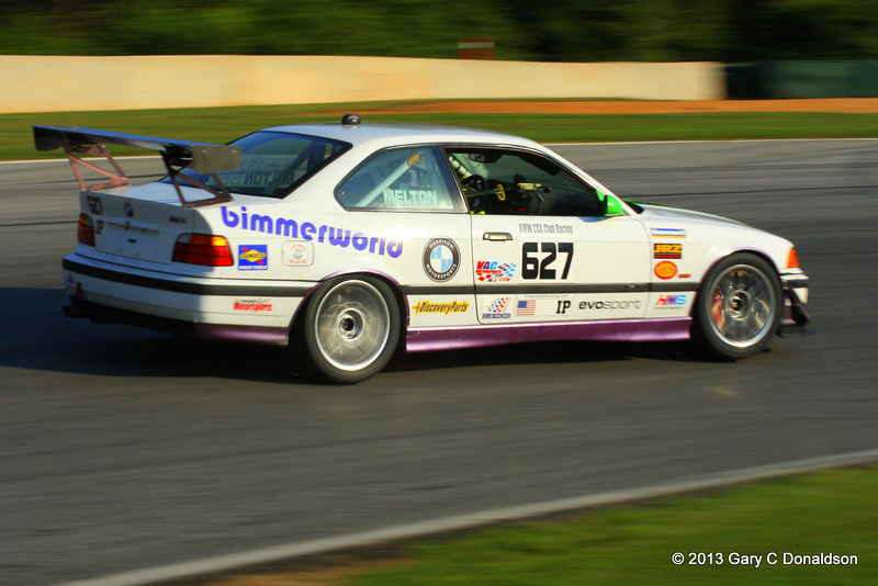 BMW CCA Club Racing, Road Atlanta, Turn 6, 7 September 2013