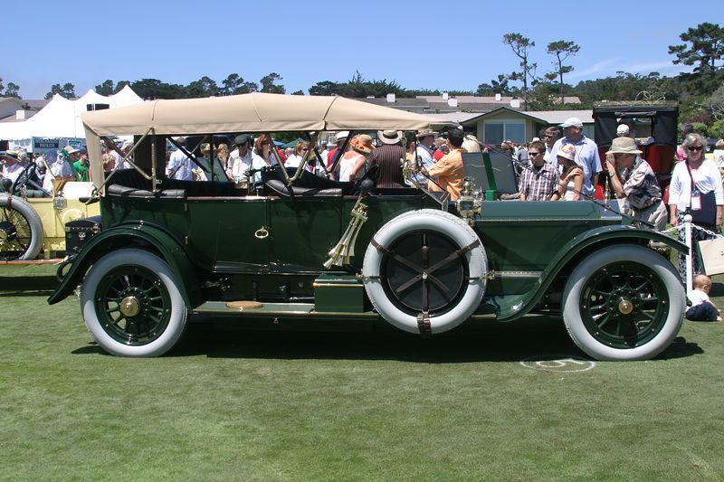 1912 Arthur Mulliner Tourer<br> Chassis 2092<br> Douglas R. Magee, Jr.