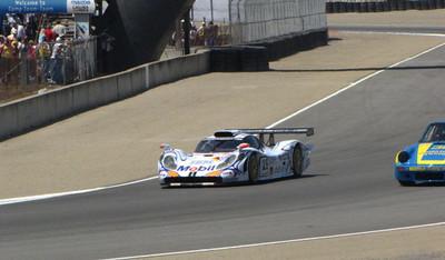 Porsche 911GT1, 1998 Le Mans winner