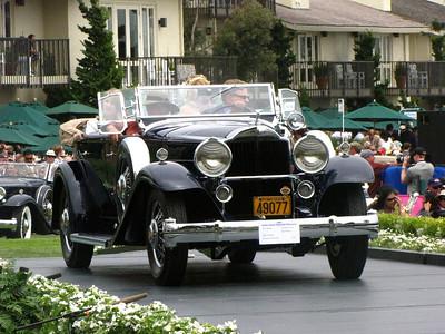 Class C-3: American Classic Open Packard 3rd - 1932 Packard 903 Eight De Luxe Sport Phaeton