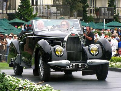Class E-2: Bugatti Type 57 Special Coachwork 2nd - 1939 Bugatti Type 57C Aravis