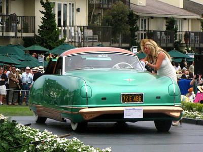 Class C-2: American Classic Open 1933-1941 3rd - 1941 Chrysler LeBaron Thunderbolt