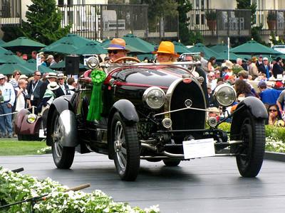 Class E-1: Bugatti - 100 Years of Style and Speed 2nd - 1929 Bugatti Type 43A 2 Seat Sports