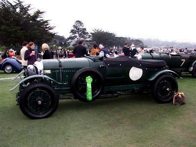 Bentley 4 1/2 Liter Vanden Plas Le Mans Sports