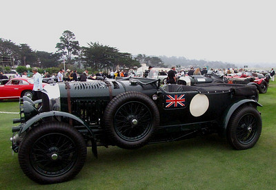 Bentley 4 1/2 Liter 'Blower Bentley