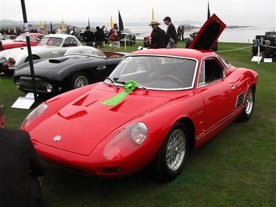 ATS 2500 GTS 3 Litre Alemano Coupe
