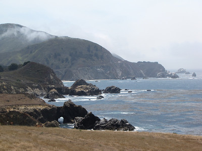 Monterey, Route 1 South