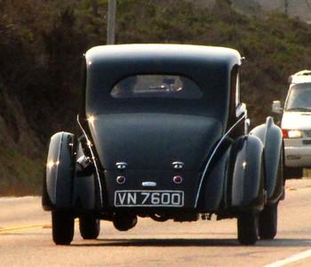 Bentley 3 1/2 Litre Bertelli Coupe