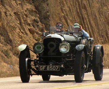 Bentley Speed Six, Old Number 2