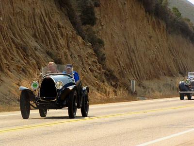 Bugatti Type 13 Brescia 2 Seat Sports